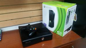 Xbox 360 Slim, 4 Gb, Lt3 Y Lt6, 3 Juegos