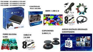 accesorios ps3 servicio técnico y servicio a domicilio wpp
