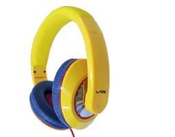Audifonos Stereo Tipo Dj Diadema Microfono Vta-