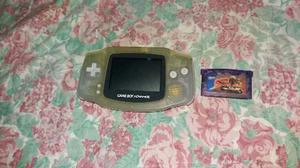 Nintendo Gameboy Advance + Super Card Mini Sd Baratuuus