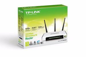 Router Inalámbrico N 300mbps Tp-link Tl-wr940n