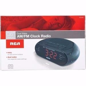 Radio Reloj Rc 205 Rca