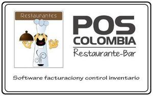 Software Punto De Venta Facturación Pos Restaurantes Bares