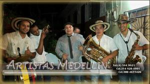 Grupos Papayeras en Medellin? Tranquilo¡ NO SOMOS MARIACHIS