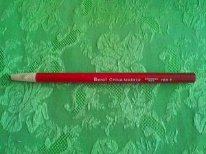 Marcador de cera Berol x unidad