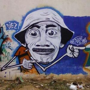 Se realizan murales