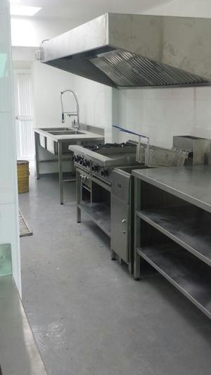 Cocinas industriales posot class for Cocinas industriales medellin