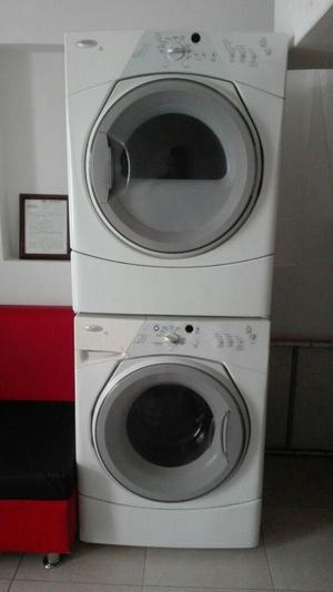 Lavadora y Secadora Whirpool Duet