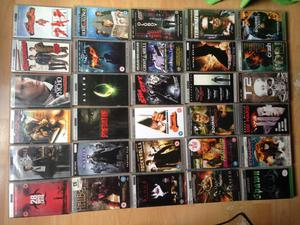 Lote de 30 Películas UMD Originales para La PSP