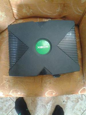 Xbox Clasica Con 2 Controles Y 6 Juegos Originales Fisicos