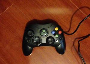 Xbox Clasico Perfecto Estado Con Juegos 2 Controles