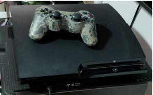 Playstation 3 Ps 500 Gb 5 Juegos Control Original Caja