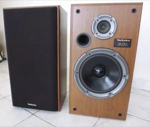 Bafles Technics / Modelo Sb-cr33 / Made In U.s.a / Impecable