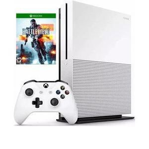 Consola Xbox One S 500 GB I Control inalámbrico Xbox I