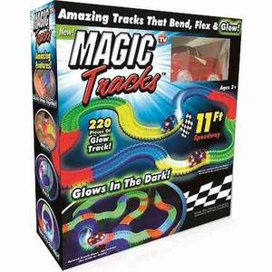 Pista Magic Tracks 11 Pies 1 Carro