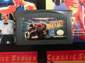 Rock `n Roll Racing para Consola Nintendo Boy Advance Gba