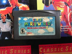 Super Mario World Advance 2 Nintendo Boy Advance Gba