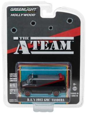 The A Team Los Magnificos Camioneta Gmc Coleccion Greenlight