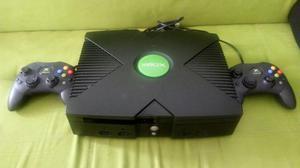Vendo Xbox Clasica