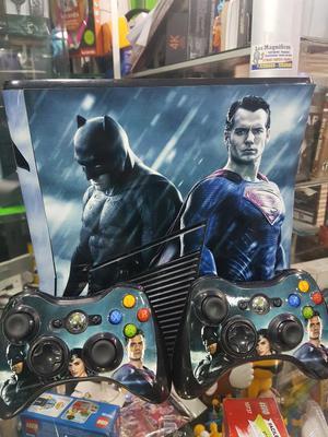 Xbox 360 Slim 2 Controles Programada 5.0