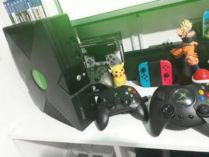 Xbox Clásico 20 Juegos 2 Controles