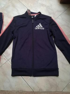 Conjunto Deportivo Adidas Niña