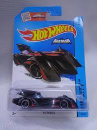 Espectacular carro Batman Hot Wheels Batmobile