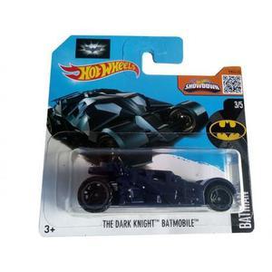 Espectacular carro Batman Hot Wheels The Dark Knight