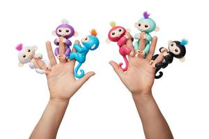 Finger Monkey Finger Unicorns/ Monos Unicornios Bebes