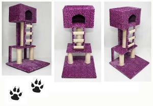 Gimnasio Para Gatos Suite Imperial Casa Grande En Promocion