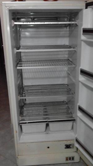 congelador vertical. ganga