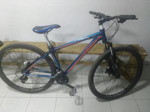 Bicicleta On Trail Todo Terreno