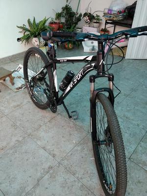 Bicicleta Todo Terreno en Aluminio