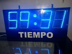 Cronometro marcador futbol 5