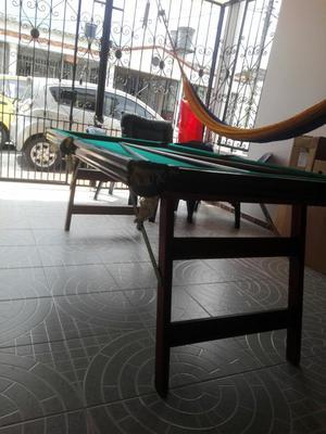 Mesa plegable y ajustable de mts posot class - Vendo mesa billar ...