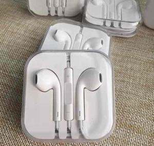 Audífonos Originales Apple Earpods Iphone 5, 5s, 6, 6s