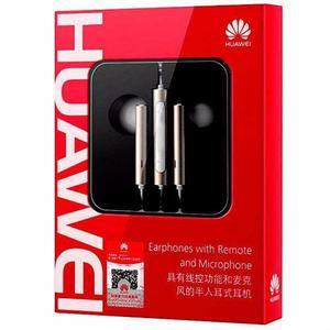 Audifonos Manos Libres Huawei Original Y6 P8 P9 P10 Y7 Mate