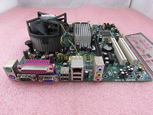 BOARD INTEL, PROCESADOR DUAL CORE, RAM 1 GB DDR2, FUENTE DE