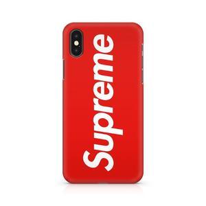 Case - Supreme Rojo- Carcasa Iphone, Samsung & Huawei - Phon