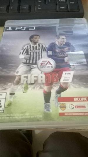 Fifa  Y 16 para Ps3