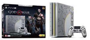 PS4 PRO GOD OF WAR 4