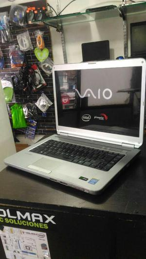 Portatil Sony Vaio Intel Dual Core 2gb Ram 160Gb Disco