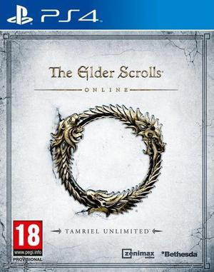 The Elder Scrolls Online Para Ps4