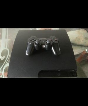 Vendo Play 3 Slim 2 Controles Y Juegos