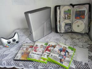 Vendo mi Hermosa consola XBOX 360 SLM Edicion Especial HALO