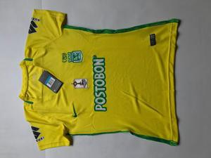 Camiseta Para Mujer Atlético Nacional