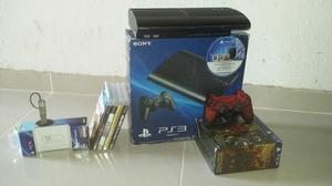 Consola Play Station 3 Super Slim