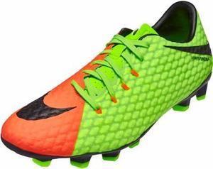 Guayos Nike Hypervenom Phantom 3 Para Futbol
