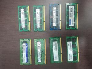 MEMORIAS RAM DE 4GB