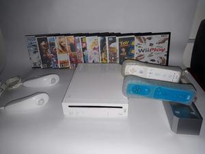 Nintendo Wiil Como Nuevo Lee Juegos Copi